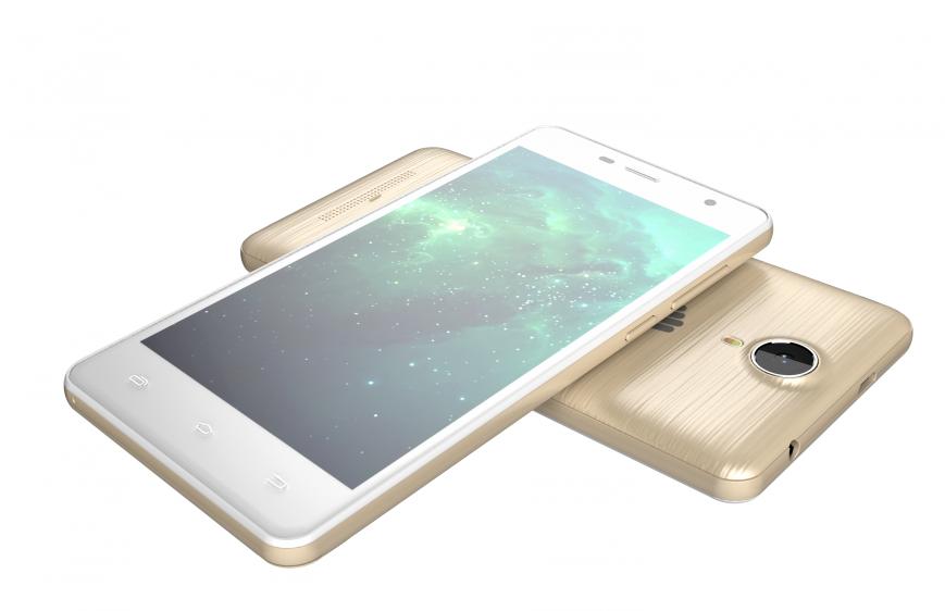 Смартфон Micromax Canvas Spark 2 Pro на базе Android 6.0 Marshmallow стоит дешевле 5 тысяч рублей