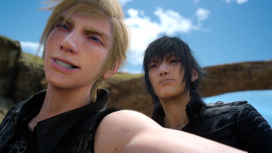 Первая оценка Final Fantasy XV