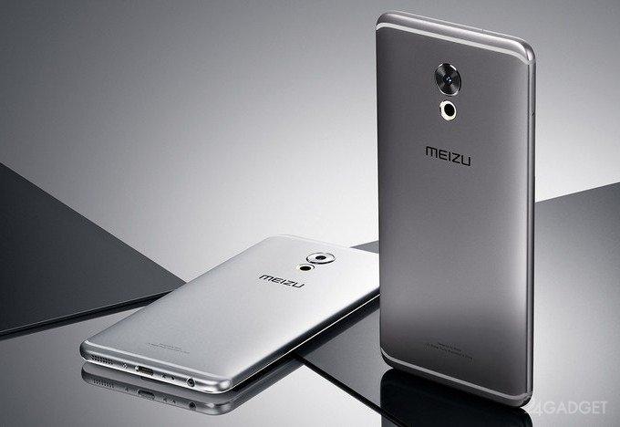 Meizu анонсировал свой самый мощный смартфон Pro 6 Plus (9 фото)