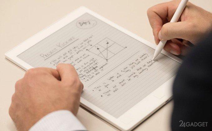 Электронный блокнот reMarkable, заменяющий бумагу (7 фото + видео)