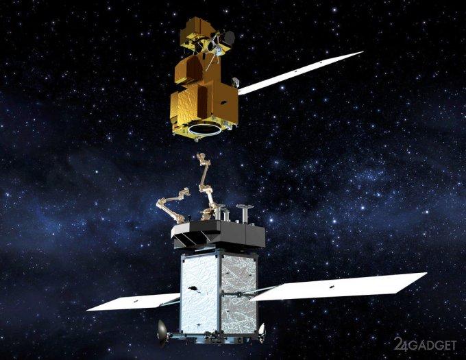 NASA отправит на орбиту ремонтную станцию