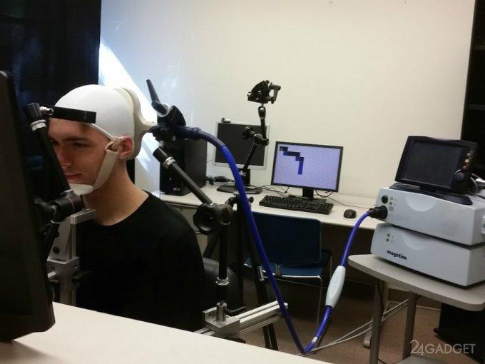 Ученые научат слепых видеть путём стимуляции их мозга (видео)