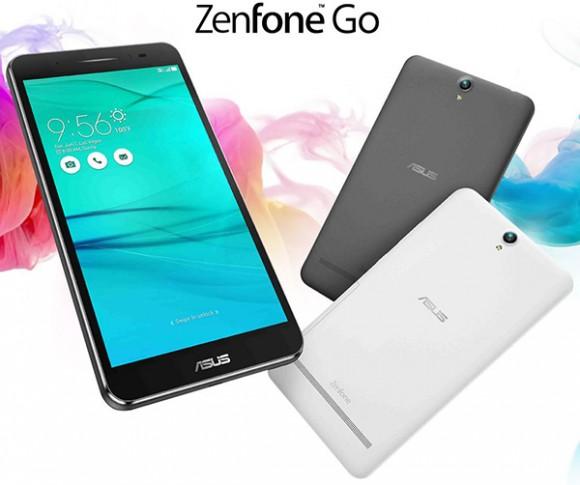 Asus представила новый смартфон ZenFone Go ZB690KG
