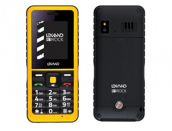Lexand выпускает трио кнопочных звонилок в России