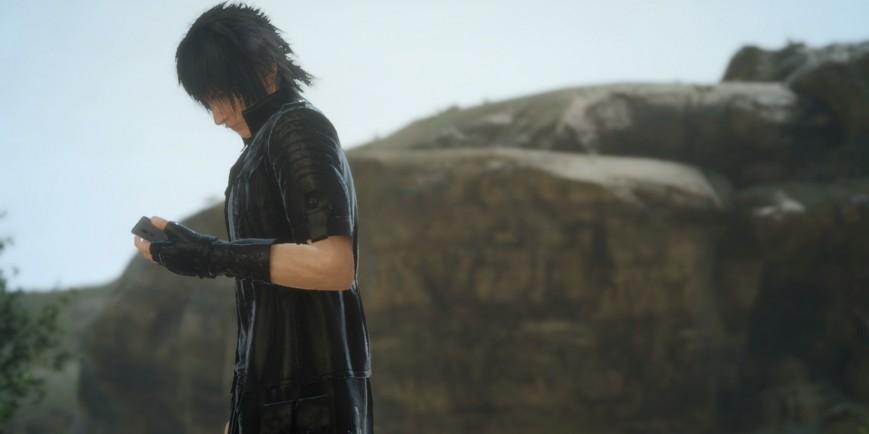 Сюжет Final Fantasy XV станет лучше благодаря обновлениям