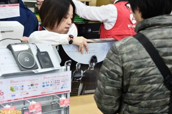 Final Fantasy XV очень плохо продается в Японии