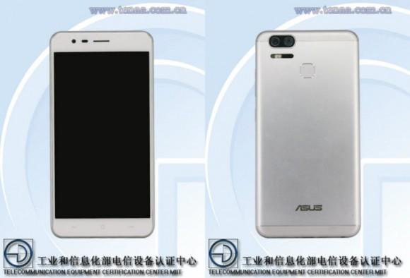 Китайцы показали ASUS ZenFone 3 Zoom с двойной камерой