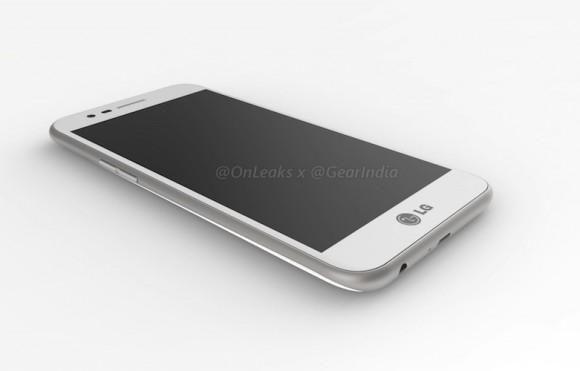Смартфон LG V5 показался на рендерах и видео