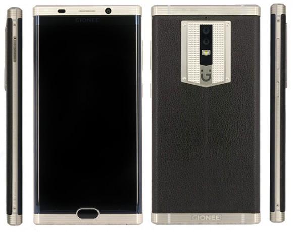 Смартфон Gionee M2017 с батареей на 7000 мАч дебютирует 26 декабря