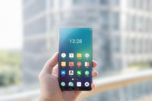 Безрамочный смартфон Meizu показался на фото