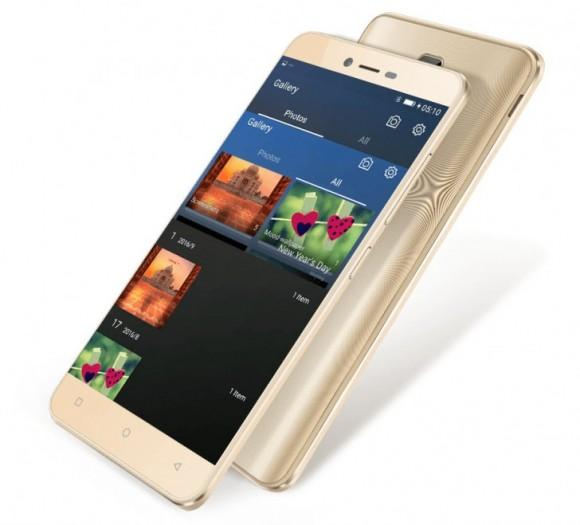 Gionee выпустила смартфон P7
