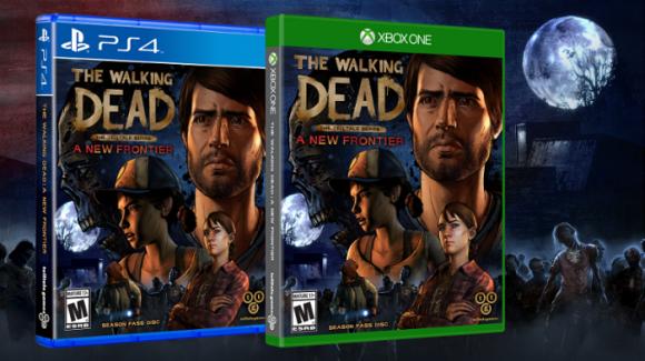 Выпущен трейлер в честь выхода нового сезона  The Walking Dead: The Telltale Series —  A New Frontier