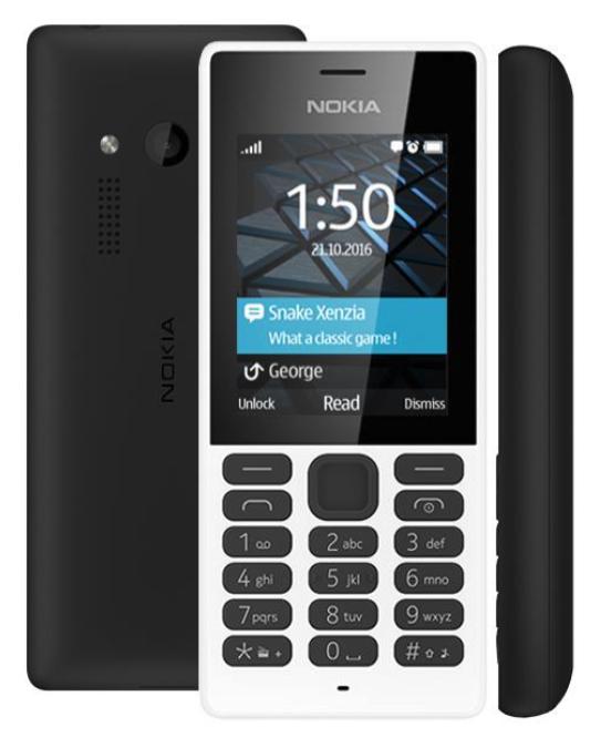 HMD представила свой первый телефон Nokia 150