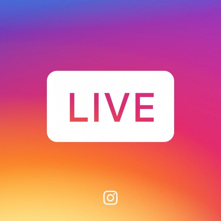 Instagram запускает живые трансляции в США