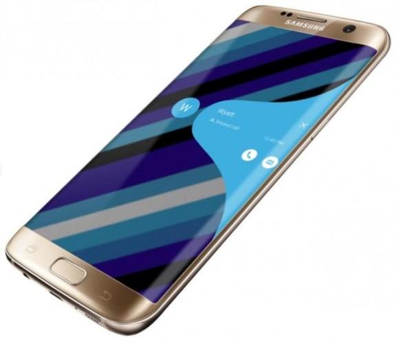 Samsung готовит два Galaxy S8 с изогнутым экраном