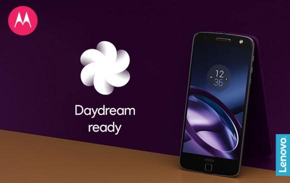 Российские Moto Z и Moto G4 Plus обновятся до Android 7.0 Nougat с Daydream