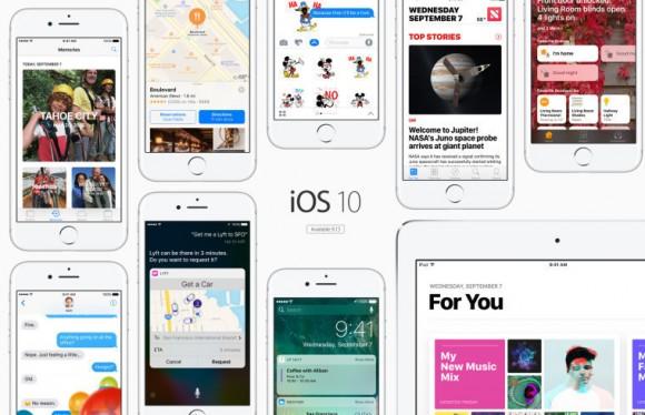 Apple выпустила первую публичную бета-версию iOS 10.2.1