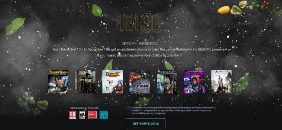 Ubisoft снова начала раздавать игры бесплатно
