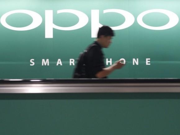 Китайцы покупают больше смартфонов Oppo, чем Apple, Samsung и HTC вместе взятых