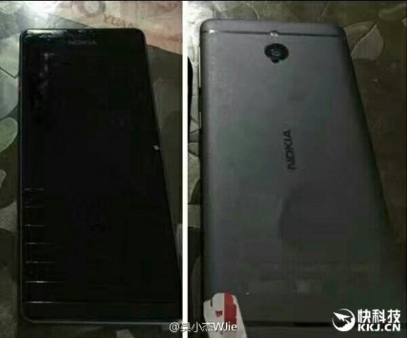Потенциальный флагман Nokia P засветился на живых фото