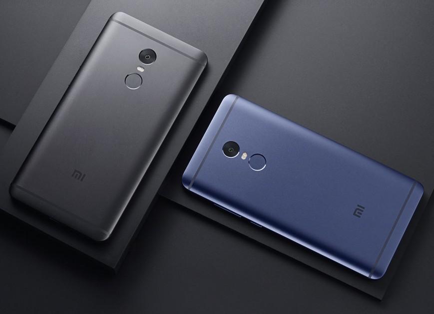 Десятиядерный смартфон Xiaomi Redmi Note 4 появился в двух новых цветах