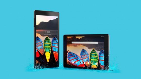 Планшет Lenovo Tab 3 8 Plus засветился на пресс-рендерах