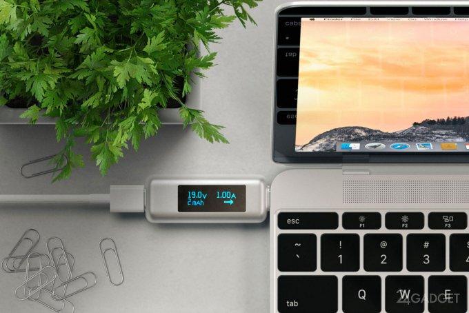 Satechi предотвратит возгорание гаджетов, питающихся по USB Type-C (5 фото + видео)