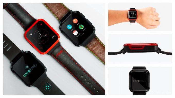 Смарт-часы для игроманов (10 фото + видео)