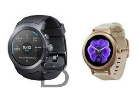 LG Watch Sport и Watch Style