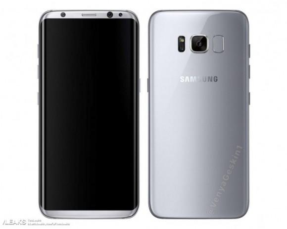 Рассекречены цены Samsung Galaxy S8