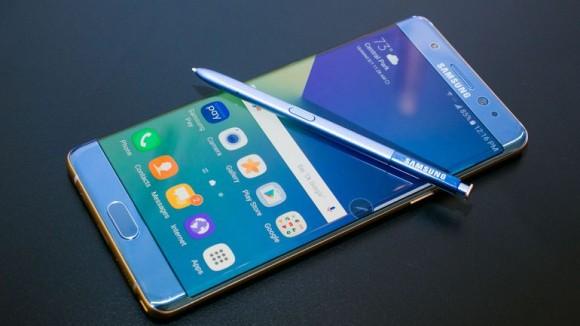 Правительство Южной Кореи назвало причины возгораний Samsung Galaxy Note 7