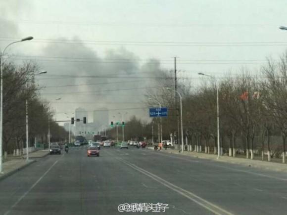 На заводе Samsung по производству аккумуляторов Galaxy Note 7 произошел пожар