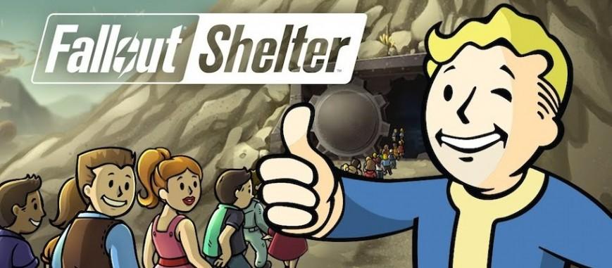 На PlayStation 4 может не выйти Fallout Shelter