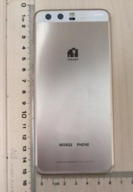 Настоящие фото Huawei P10 опубликованы FCC