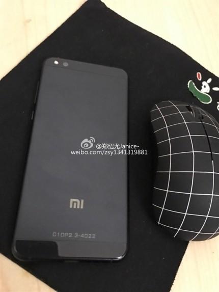 Старая утечка Xiaomi Mi 5C