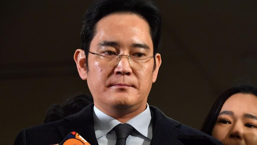 Руководитель Samsung Group арестован