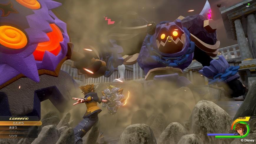 Представлены новые скриншоты Final Fantasy VII Remake и Kingdom Hearts III