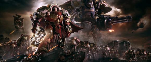 Появилось новое видео Warhammer 40.000: Dawn of War III