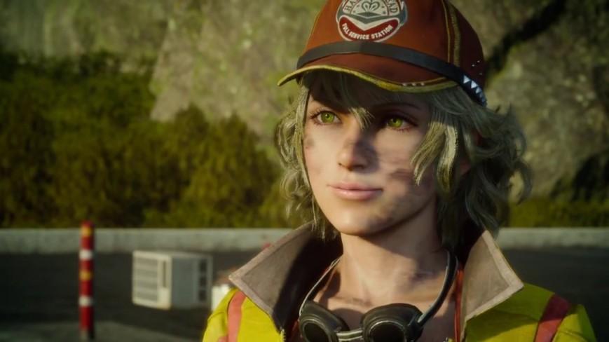 Вышел новый патч к Final Fantasy XV