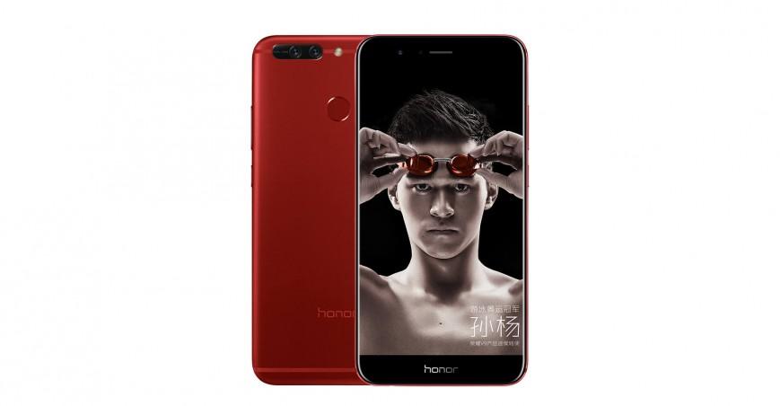 Huawei представила мощный Honor V9 с двойной камерой