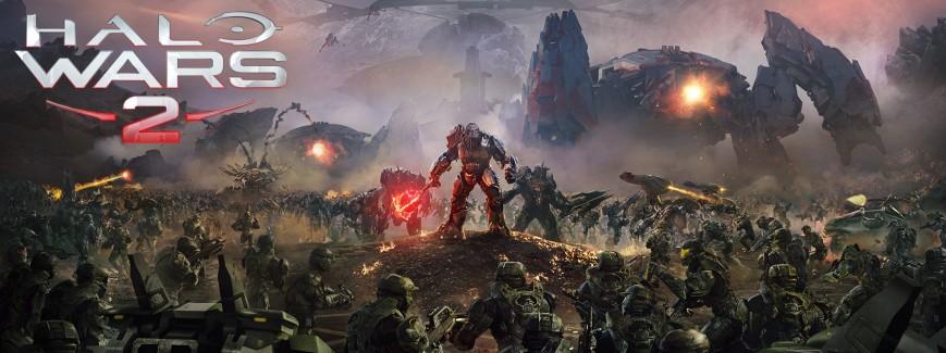 Состоялся релиз стратегии Halo Wars 2 для Xbox One и ПК
