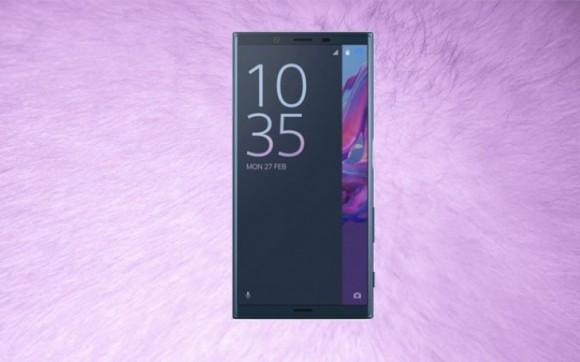 Sony Xperia X (2017) показался на пресс-рендере