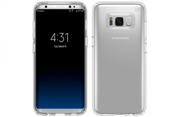 Международный релиз Samsung Galaxy S8 состоится 21 апреля
