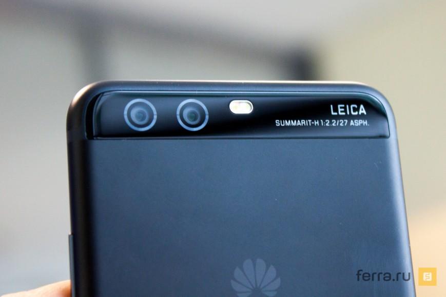 MWC 2017: Флагманские Huawei P10 и P10 Plus с камерами Leica представлены официально