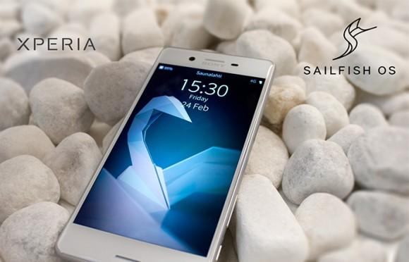 Jolla принесет Sailfish OS на Sony Xperia