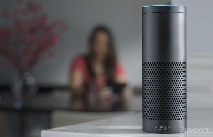 Улучшенный Alexa от Amazon не будет выполнять все команды (2 фото)