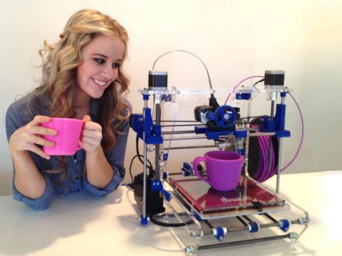 Ученые разработали возобновляемое сырье для 3D-принтеров
