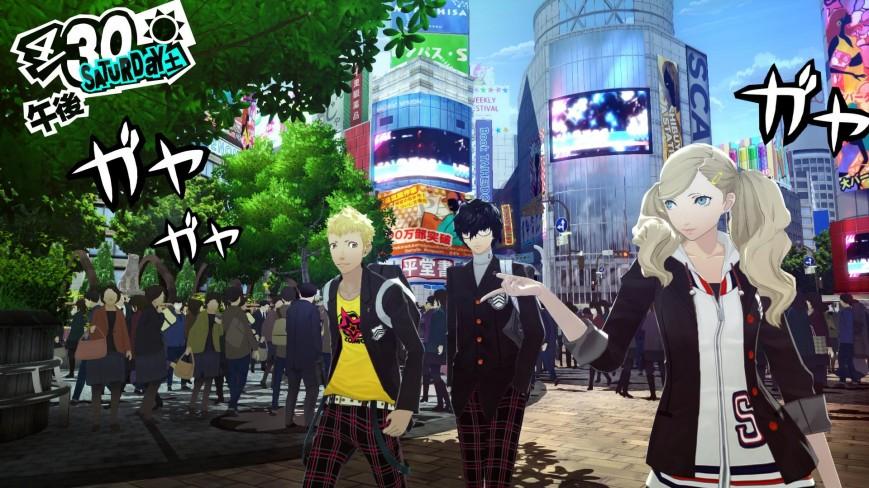 В России Persona 5 издаст «Бука»