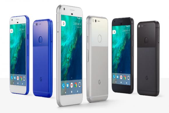 Google готовит второе поколение премиум-смартфонов Pixel