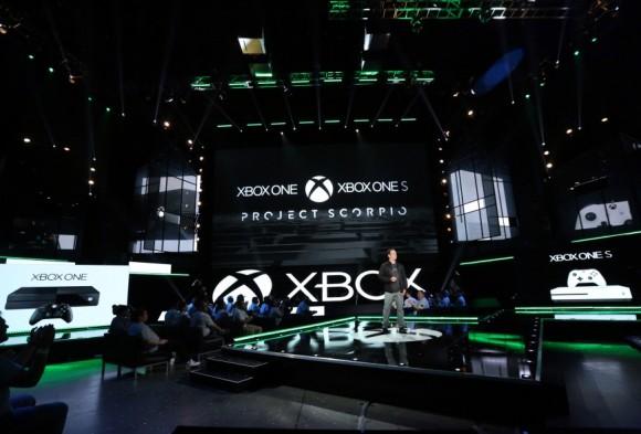 Xbox Scorpio получит встроенный БП и возможность записи 4K-видео